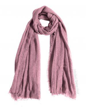 Dusky Pink Crinkle Hijab