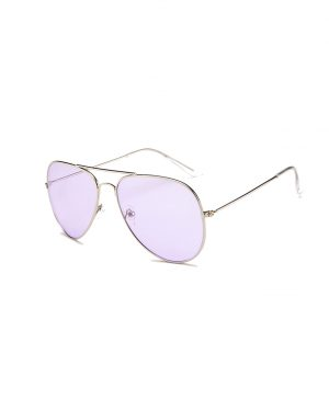 Lavender Purple Aviators