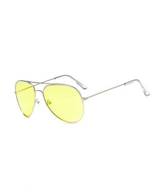 Thunder Yellow Aviators