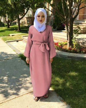 Designer Chiffon Crinkled Dress