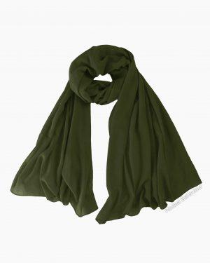 Oregano Green Chiffon Hijab