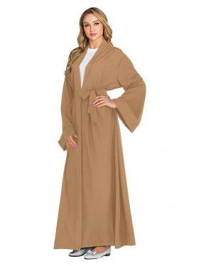 Basic Open Abaya