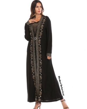 Royal Sequins Abaya
