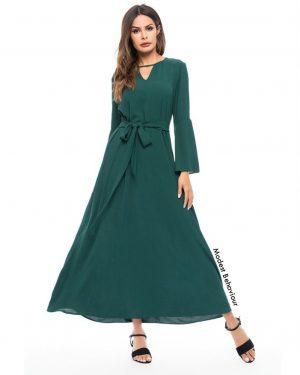 Classy Aline Maxi Dress