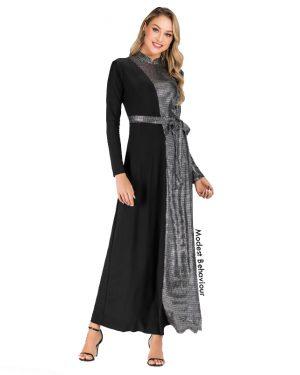 Futuristic Maxi Dress