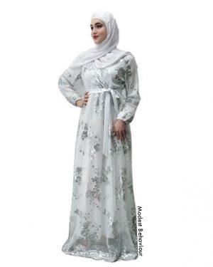 Lace Sequins Dress