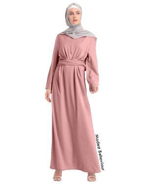 Tied Abaya