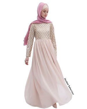 Turkish Bridal Evening Gown