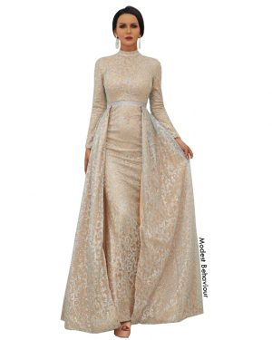 Luxury Evening Gown