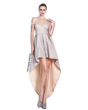 Princess Maxi Evening Gown