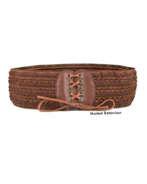 Medieval Corset Belt