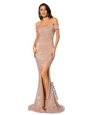 Princess Sweetheart Mermaid Evening Gown