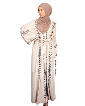 Dubai Open Abaya