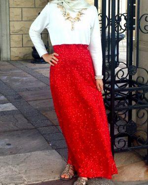Festive Maxi Dress
